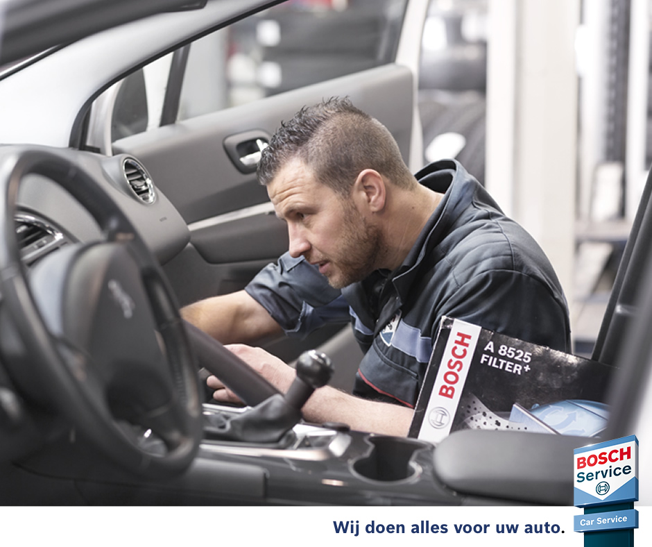 ga naar de Bosch Car Service website